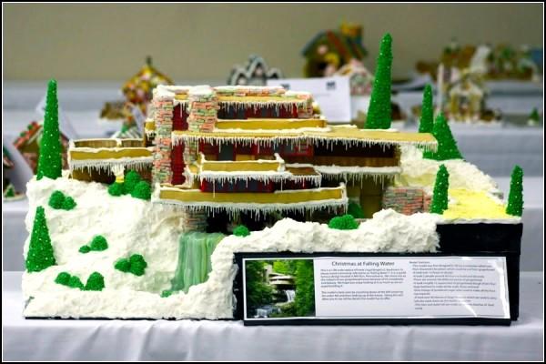 Традиционный фестиваль пряничных домиков 2010