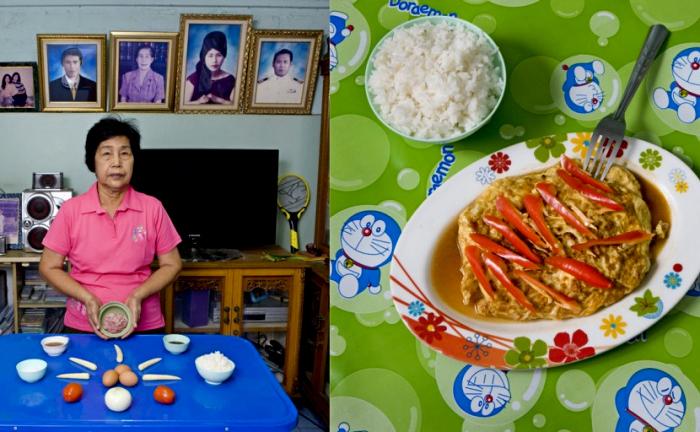 Таиланд. Бабушкины вкусности в арт-проекте Габриэле Глимберти (Gabriele Galimberti)