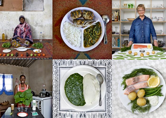 Занзибар, Зимбабве и Швеция. Стряпня бабушек со всех концов света
