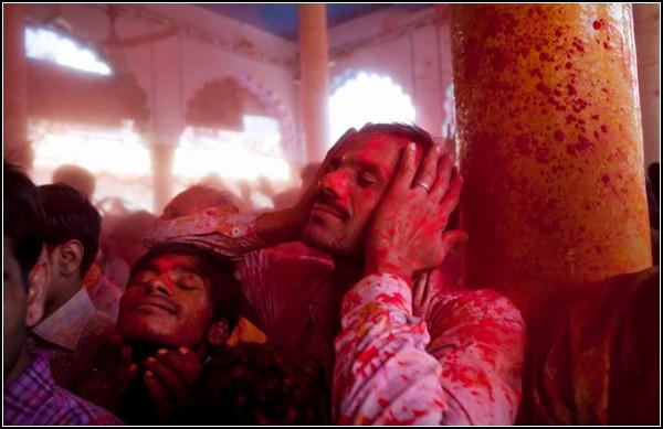 Холи (Holy). Индийский праздник красок и весны