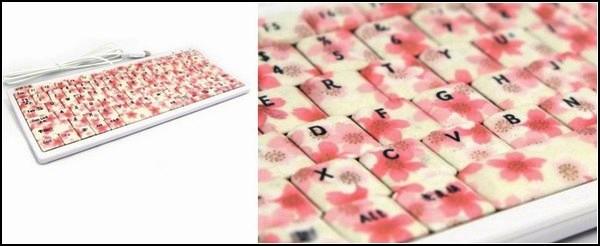 Keyboard Art. Расписные *клавы* от безымянных художников