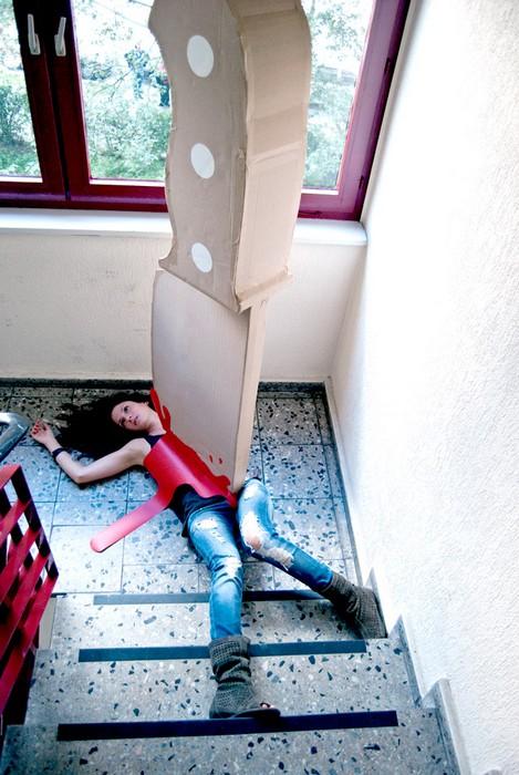 Юмористический арт-проект от Maria Lujan и Wolfgang Krug