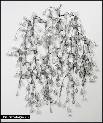 Trash-инсталляции Кристины Льюис (Kristina Lewis)