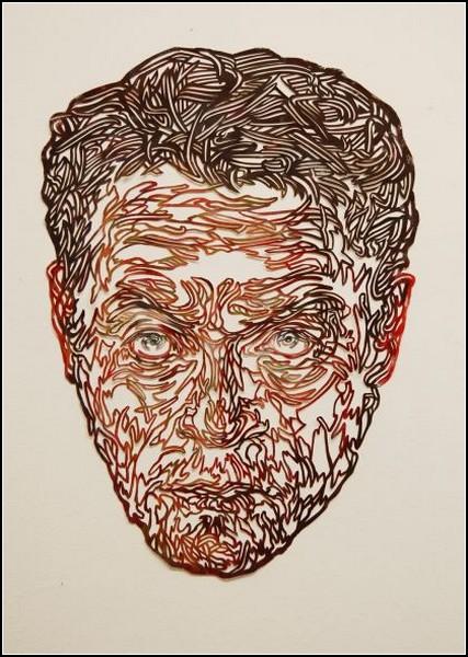 Резные портреты Куин Хойфф (Kuin Heuff)