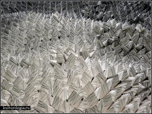Необычные инсталляции Andree-Anne Dupuis-Bourret