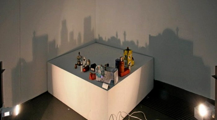 Игра света и тени в картинах Рашада Алакбарова