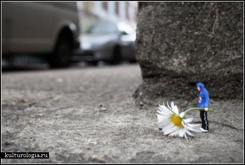 Little People Project. Крошечные человечки художника Slinkachu