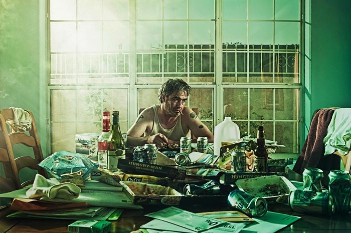 автоцистерны, одинокий мужчина прикольные картинки по-видимому