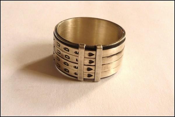 Love Ring, кольцо со словами любви на выбор