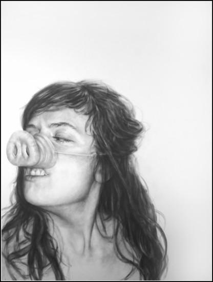 Мелисса Кук (Melissa Cooke) и ее *маски*-образы