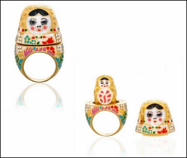 Эпатажные украшения от nOir jewelry