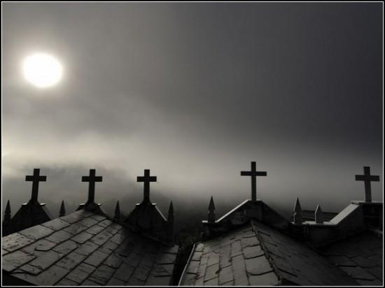 Sunlight and Fog, Spain