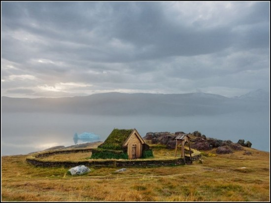 Wood Church, Greenland