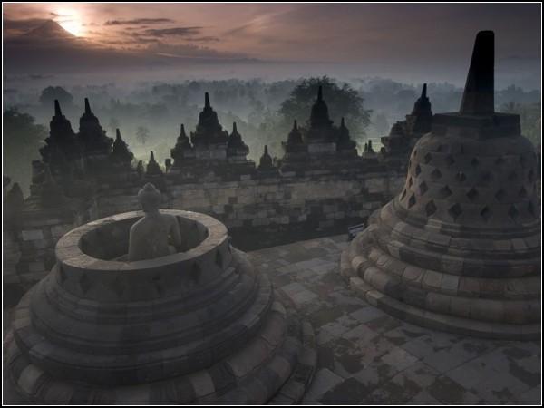 Mount Merapi, Indonesia