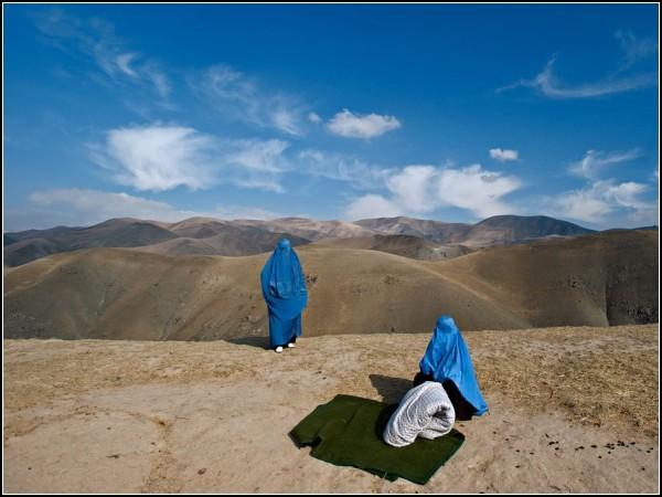 Women, Badakhshan Province, Afghanistan