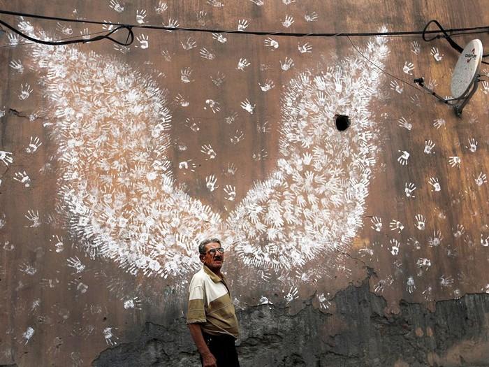 Angel Wings, Istanbul, Turkey