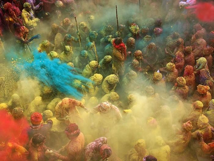 Holi Celebration, India
