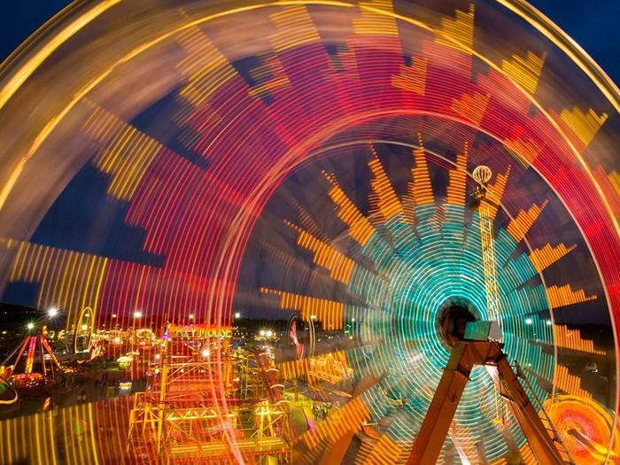 Ferris Wheel, Kansas