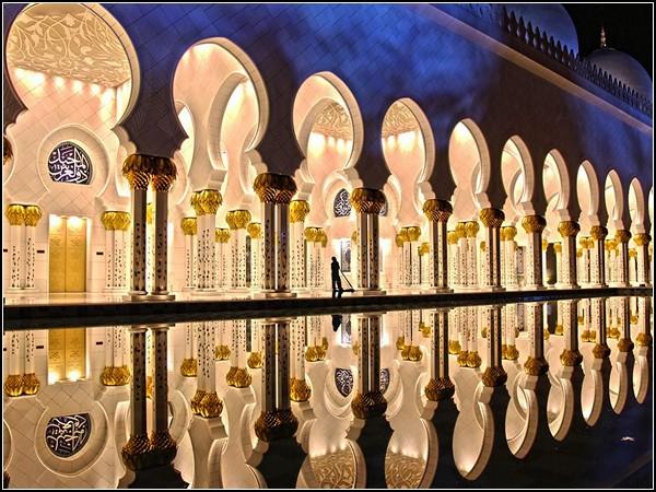 Zayed Mosque, Abu Dhabi