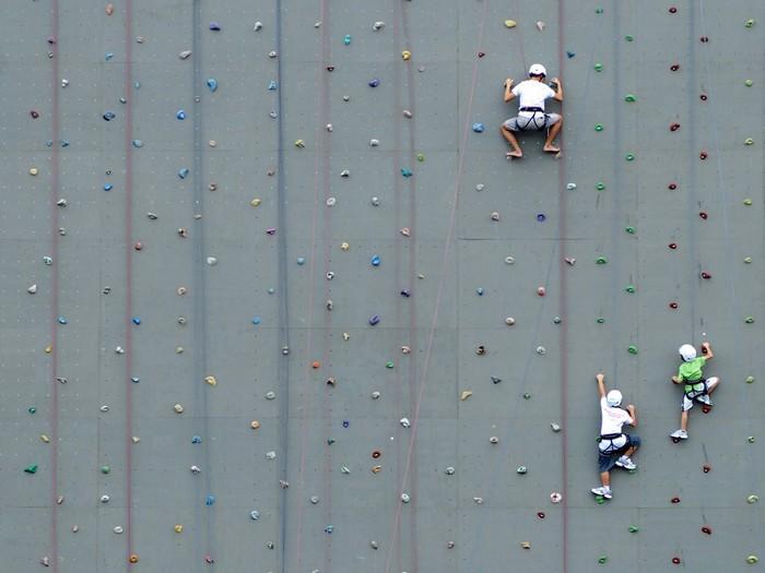 Climbing Wall, Singapore