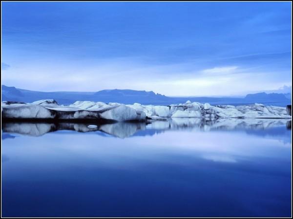 Lagoon, Iceland
