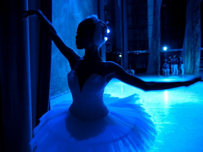 Ballerina, Kazakhstan
