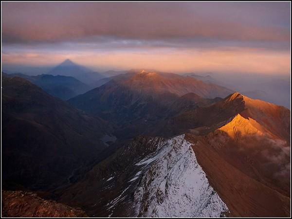 Mount Rocciamelone, Italy