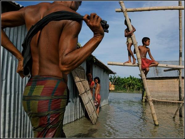 Char Dwellers, Bangladesh