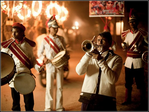 Wedding Procession, India