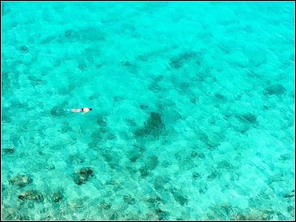 Snorkeler, St. Thomas