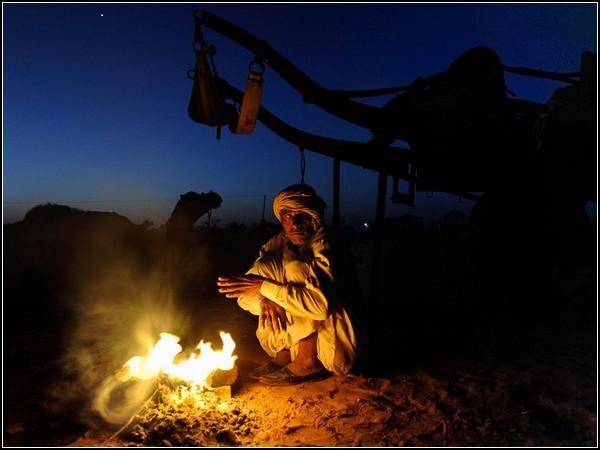 Camel Trader, India