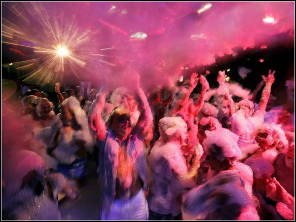 Foam Party, Crimean Peninsula