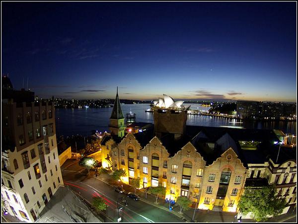Old Town, Sydney
