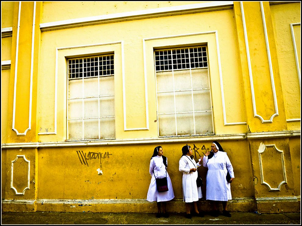 Nuns, Colombia