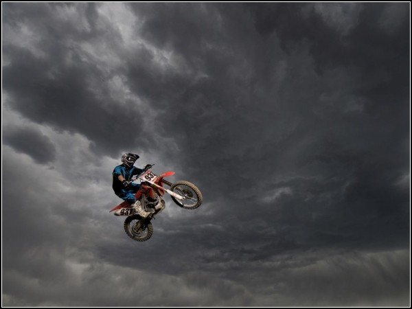 Motocross Biker, Colorado