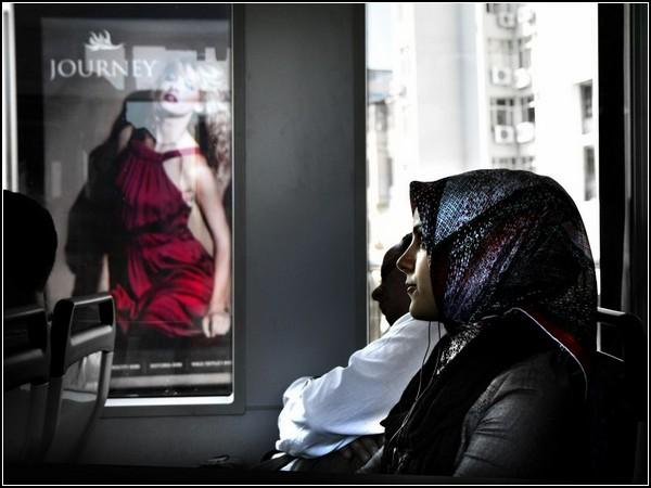 Train Ride, Istanbul