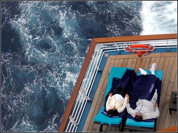 Ocean Cruise, Mexico