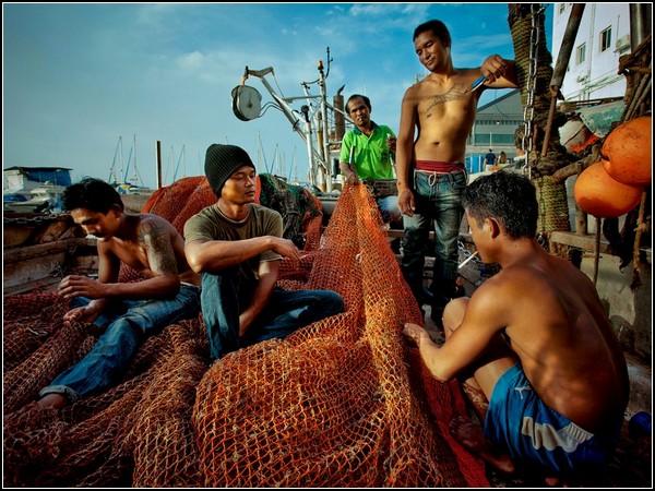 Fishermen, Thailand