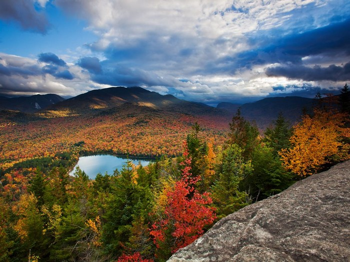 Autumn Landscape, Adirondacks