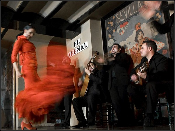 Flamenco Dancer, Seville