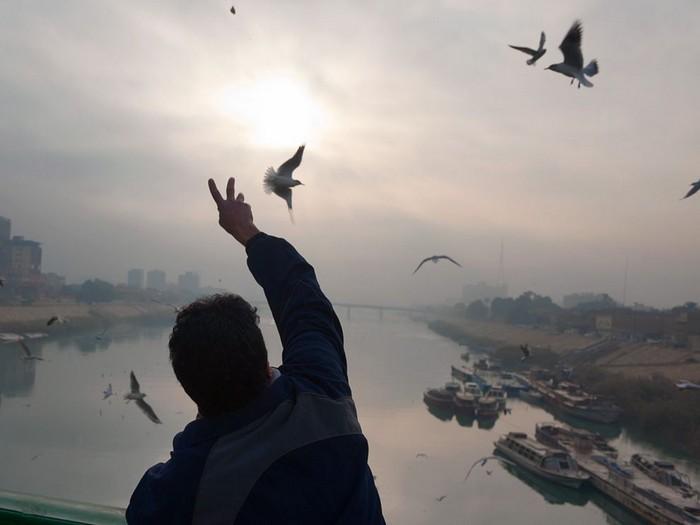 Dawn, Baghdad