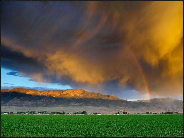 Storm Clouds, Utah