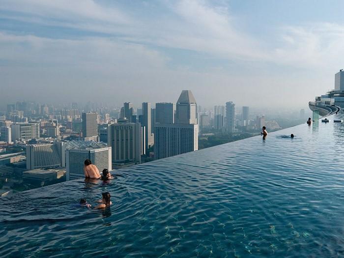 Infinity Pool, Singapore