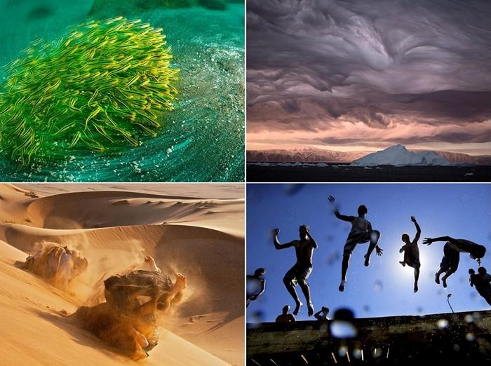 ТОР-фотографии за неделю 17-23 октября от National Geographic