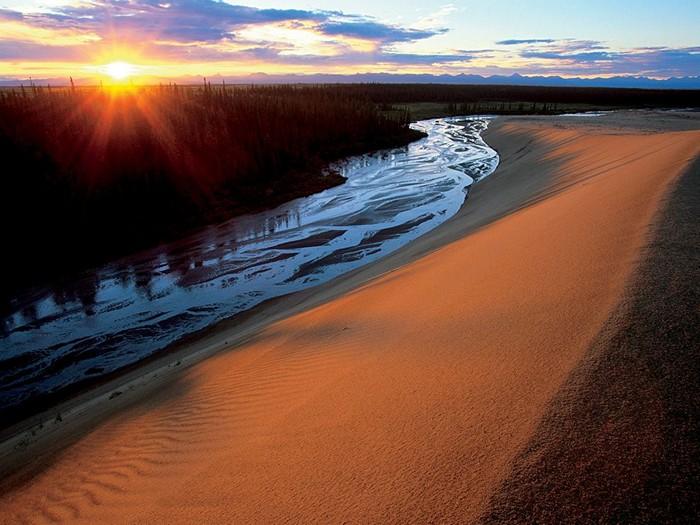 Great Kobuk Sand Dunes, Alaska