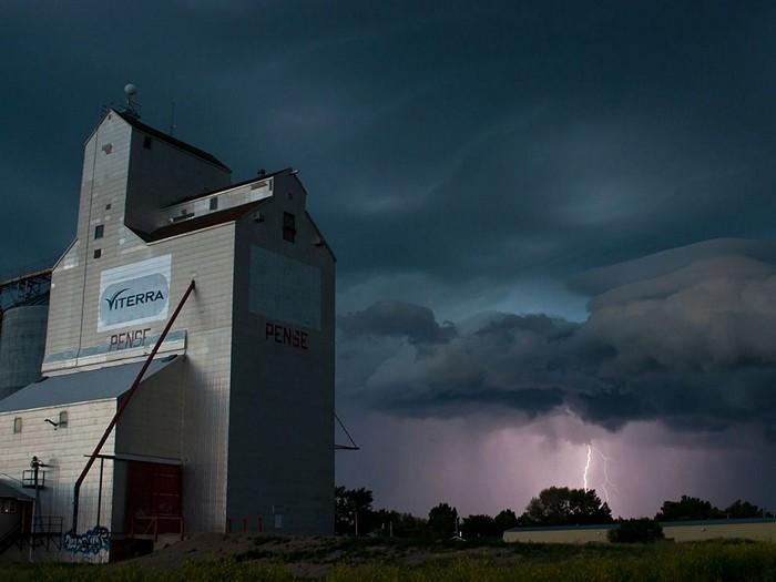 Storm Chasing, Saskatchewan