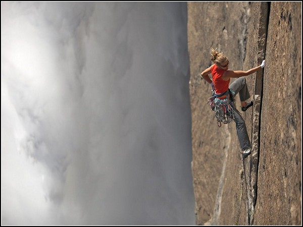 Freestone Climb, Yosemite Falls