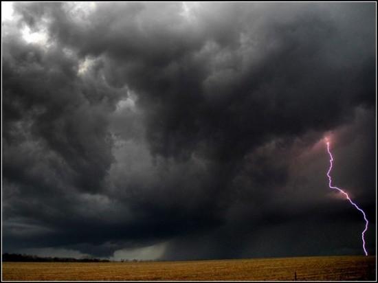 Lightning Storm, Kentucky
