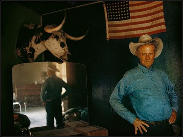 Cattle Rancher, Arizona