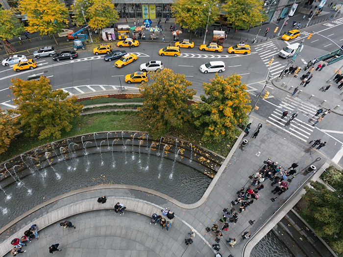 Columbus Circle, New York City